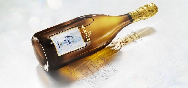 Pommery Cuvee Louise Champagne