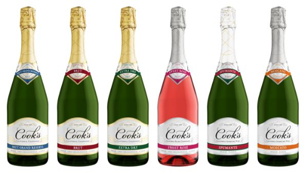Cook's American Champagne Collection