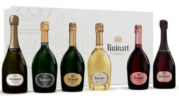Ruinart Champagne Collection