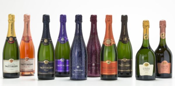 Taittinger Champagne Collection
