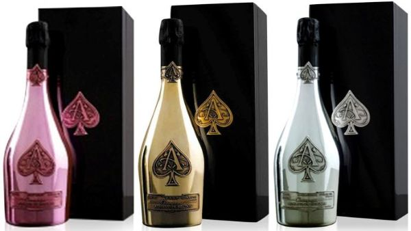 Ace of Spades Champagne Collection