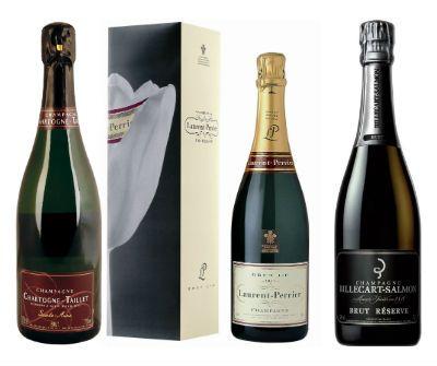 Popular Champagne Brands