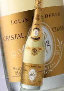 cristal 2002 champagne