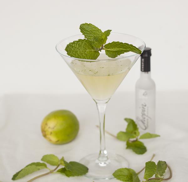 Chopin Cuban Champagne Cocktail Recipe