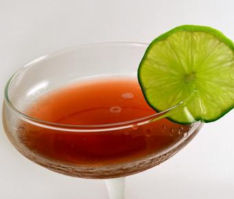 mystiqe champagne cocktail