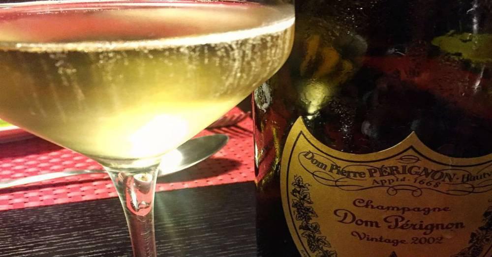 Dom Perignon Brut 2002 Champagne