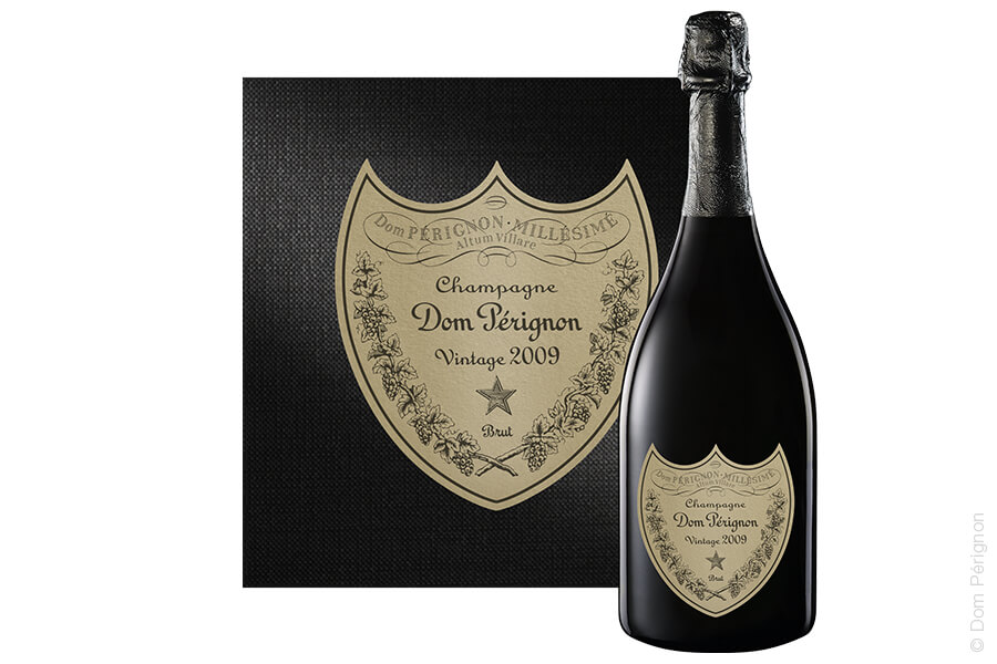 dom perignon bottle 2009