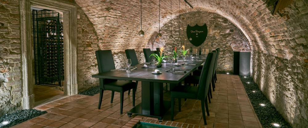 dom perignon wine cellars