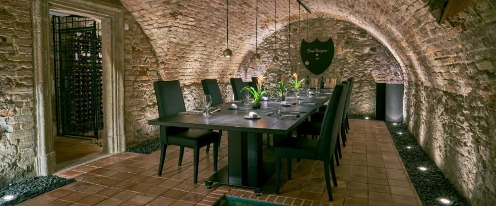 dom perignon wine cellars