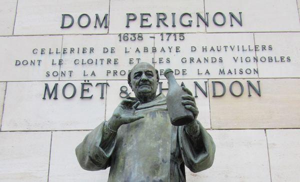 dom prignon monk