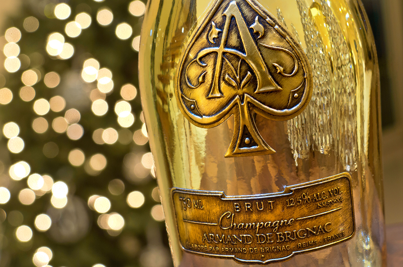 "Armand de Brignac ""Ace of Spades"" Brut Gold"
