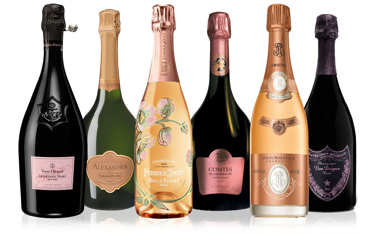 Best 15 Champagne Brands & Houses in 2021